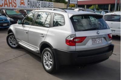 2004 BMW X3 E83 MY05 Suv Image 3