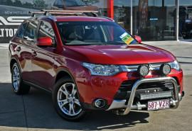 Mitsubishi Outlander ES 4WD ZJ