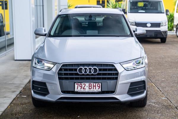 2017 Audi Q3 8U  TFSI Suv