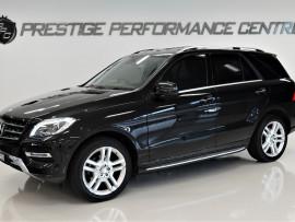 Mercedes-Benz Ml250 Bl W166
