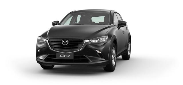 2021 MY0  Mazda CX-3 DK Maxx Sport Suv Mobile Image 3