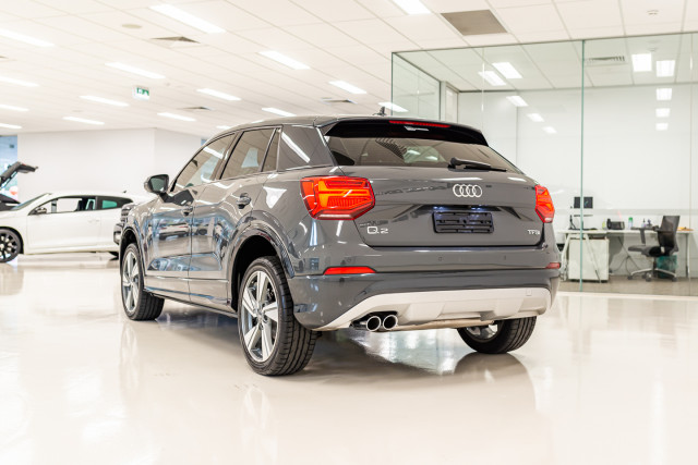 2017 Audi Q2 GA  design Suv Image 4
