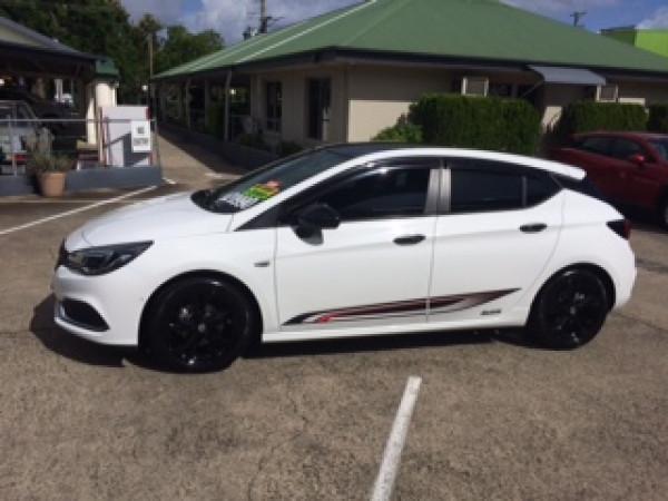 2019 Holden Astra BK MY19 RS Hatchback Image 3