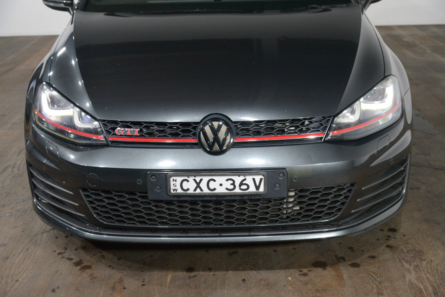 2014 Volkswagen Golf Gti Performance