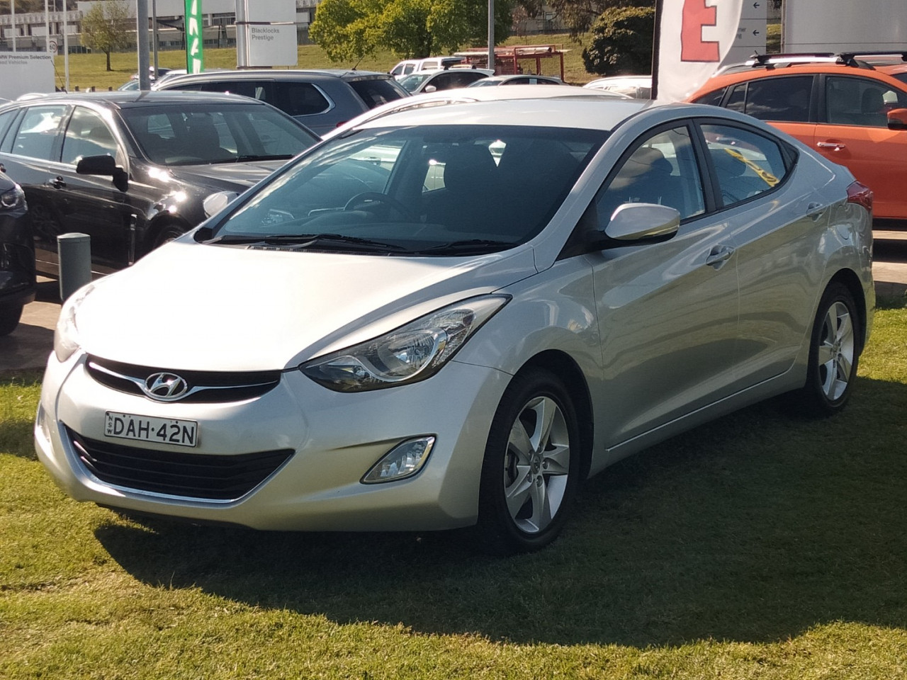 2013 Hyundai Elantra MD2 ELITE Sedan Image 1