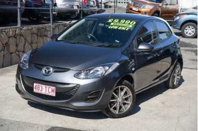 2013 Mazda 2 DE Series 2 MY13 Neo Hatchback Image 2