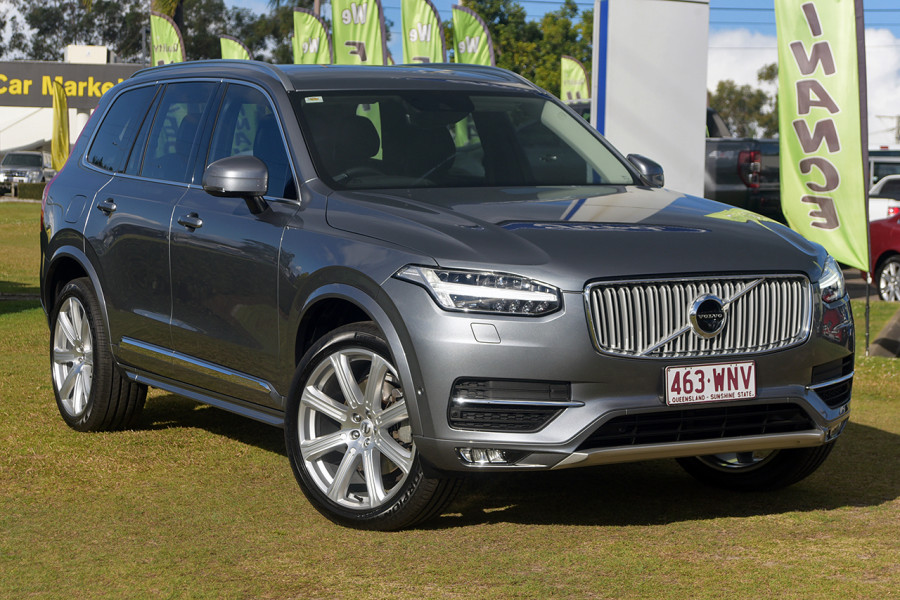 2016 Volvo XC90 Vehicle Description. L  MY16 D5 INSCRIPTIO WAG GEAR 8SP 2.0D D5 Suv Mobile Image 1
