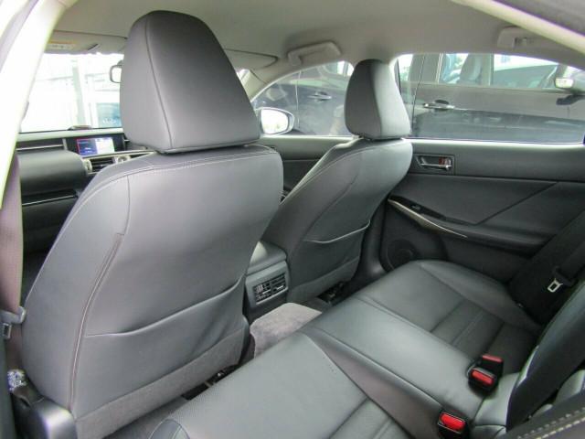 2014 Lexus IS GSE30R IS250 Luxury Sedan Mobile Image 21