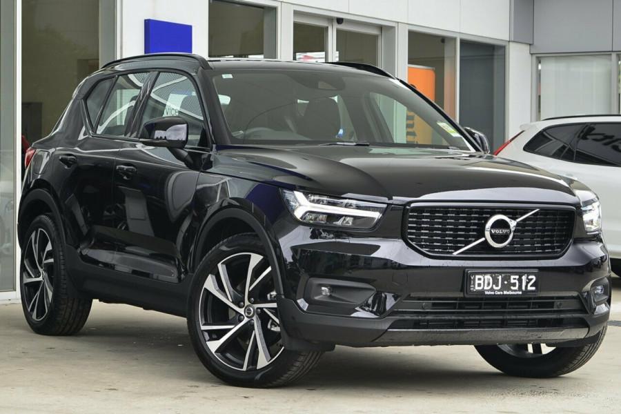 2019 MY20 Volvo XC40 XZ T5 R-Design Suv Mobile Image 1