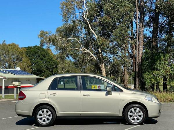 2008 MY07 Nissan Tiida C11 MY07 ST-L Sedan