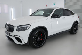 2018 Mercedes-Benz C Class M-AMG GLC63 S Coupe Image 3