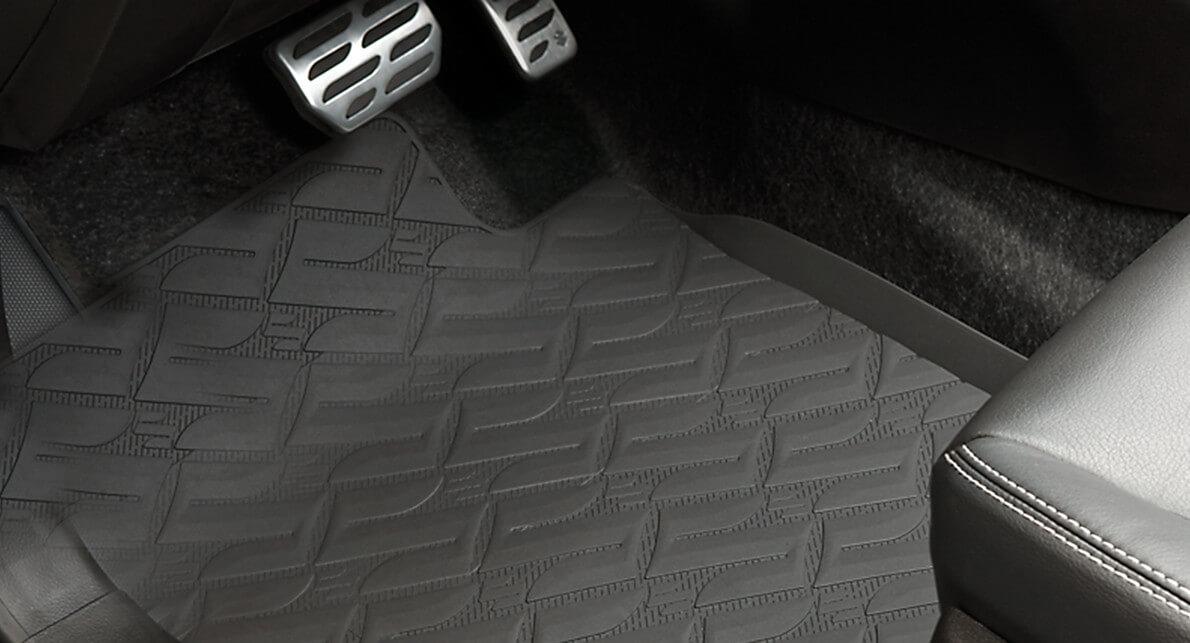 S-Cross - Rubber Floor Mat Set