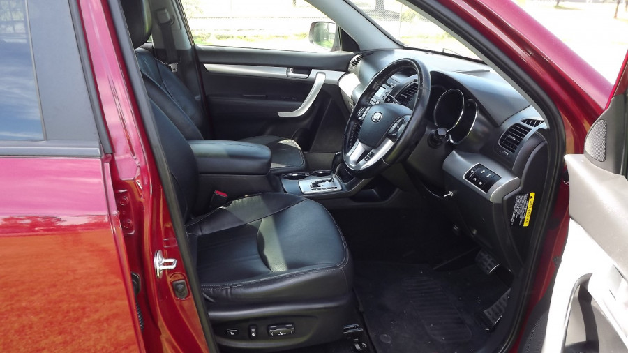 2010 Kia Sorento XM Turbo Platinum Suv Image 15