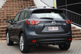 2013 Mazda CX-5 KE1031 MY13 Grand Touring Suv Image 3