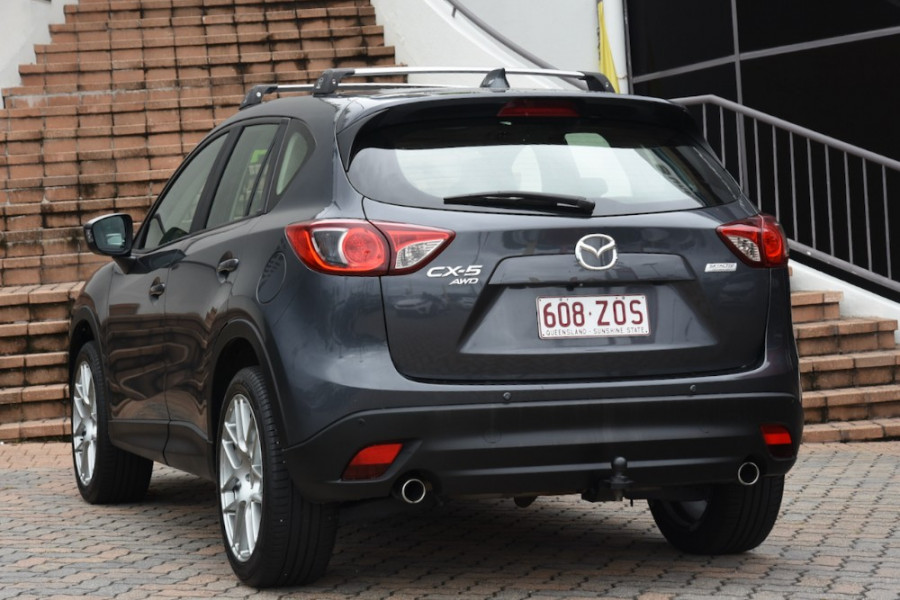 2013 Mazda CX-5 KE1031 MY13 Grand Touring Suv
