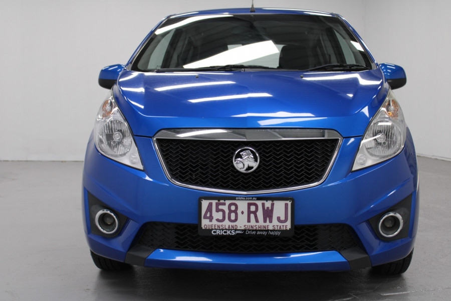 2011 Holden Barina Spark CD Image 1