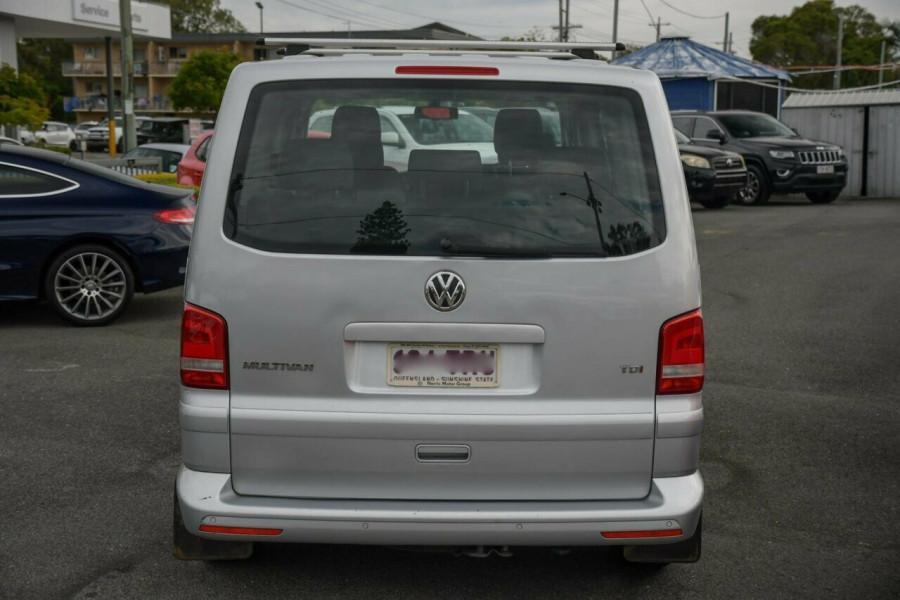 2013 Volkswagen Multivan T5 MY13 TDI340 DSG Comfortline Wagon