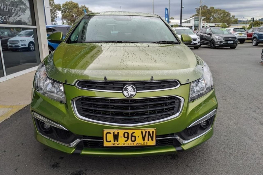 2015 Holden Cruze JH SERIES II MY15 SRI-V Hatch