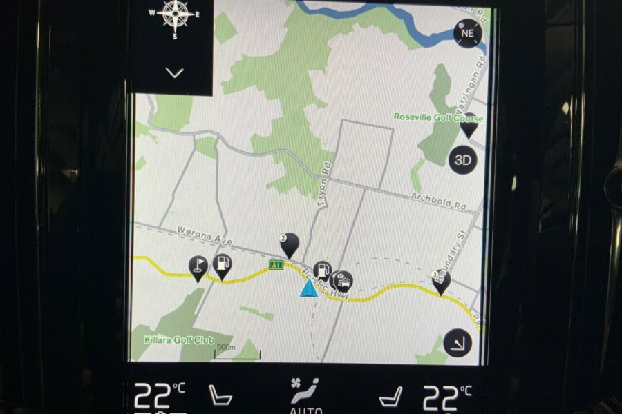 2018 MY19 Volvo XC60 246 MY19 T5 Inscription (AWD) Suv Mobile Image 12