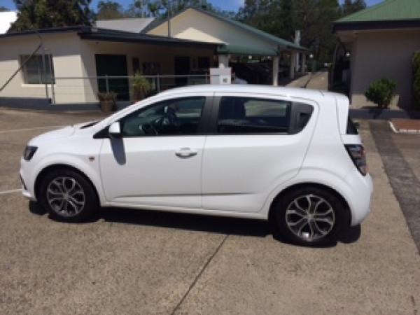 2018 Holden Barina TM MY18 LS Hatchback