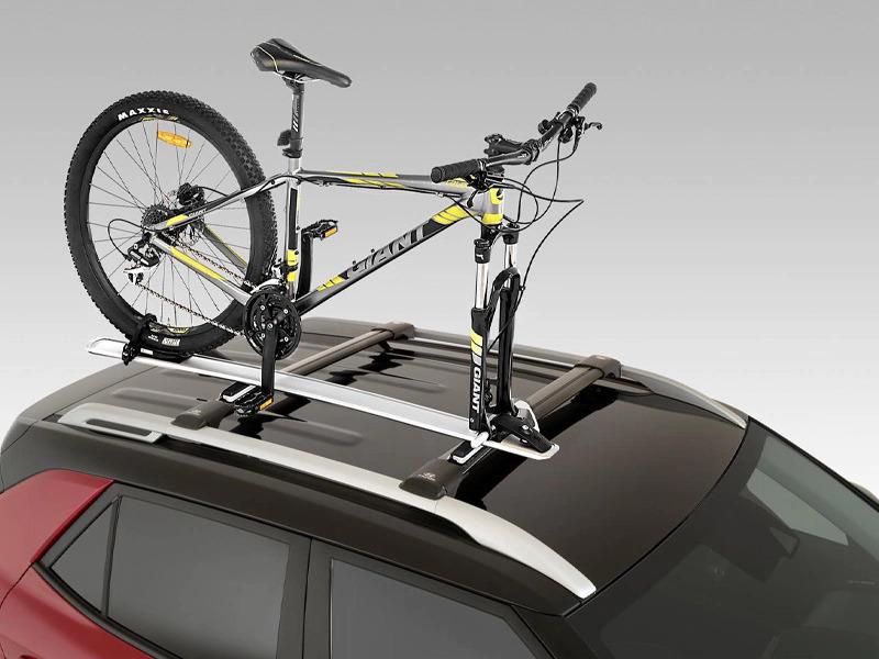 Bike carrier-wheel off