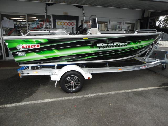 2018 Stacer Outlaw S.C Boat