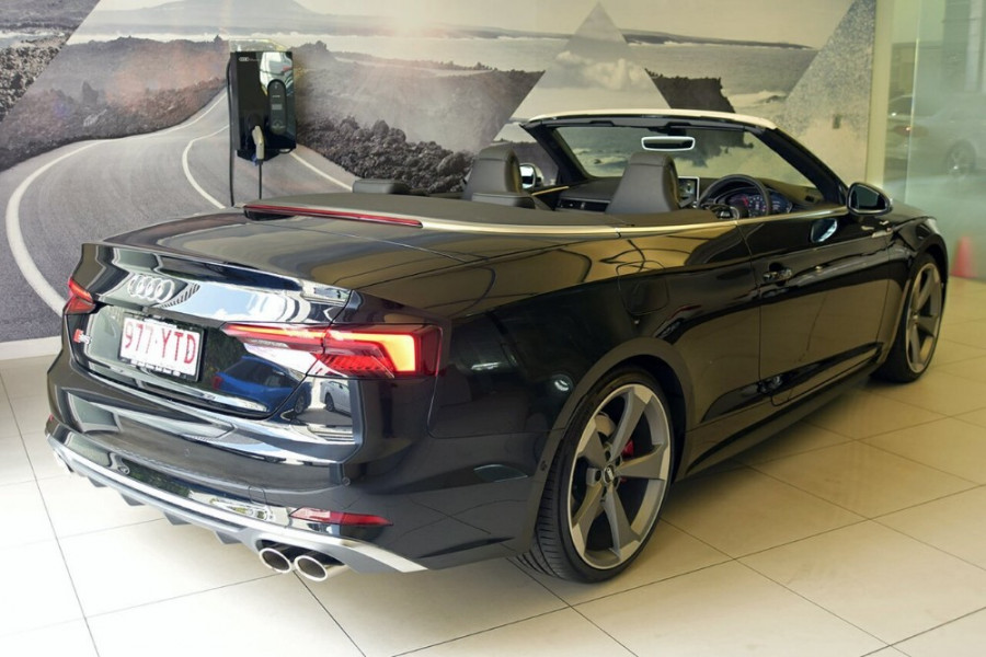 2018 MY19 Audi S5 Cabriolet Mobile Image 5
