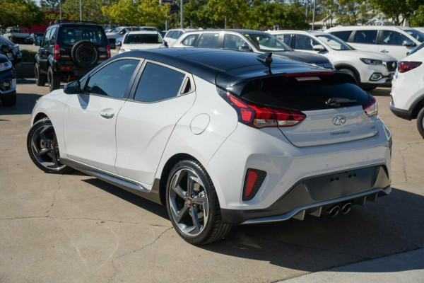 2019 MY20 Hyundai Veloster JS MY20 Turbo Coupe D-CT Premium Hatchback Image 2