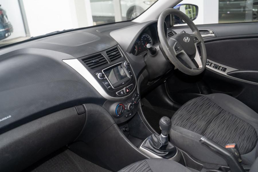 2015 MY16 Hyundai Accent RB3  Active Hatchback