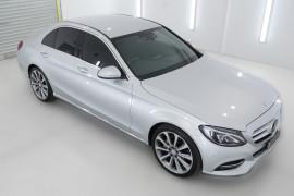 Mercedes-Benz C Class BlueTEC W205