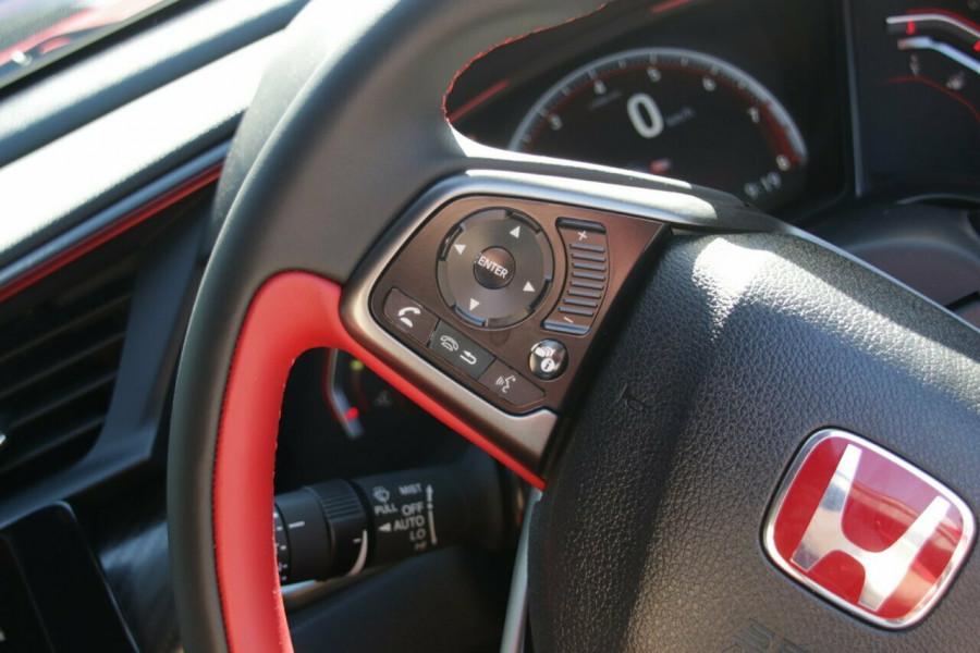 2017 Honda Civic Hatch 10th Gen Type R Hatchback