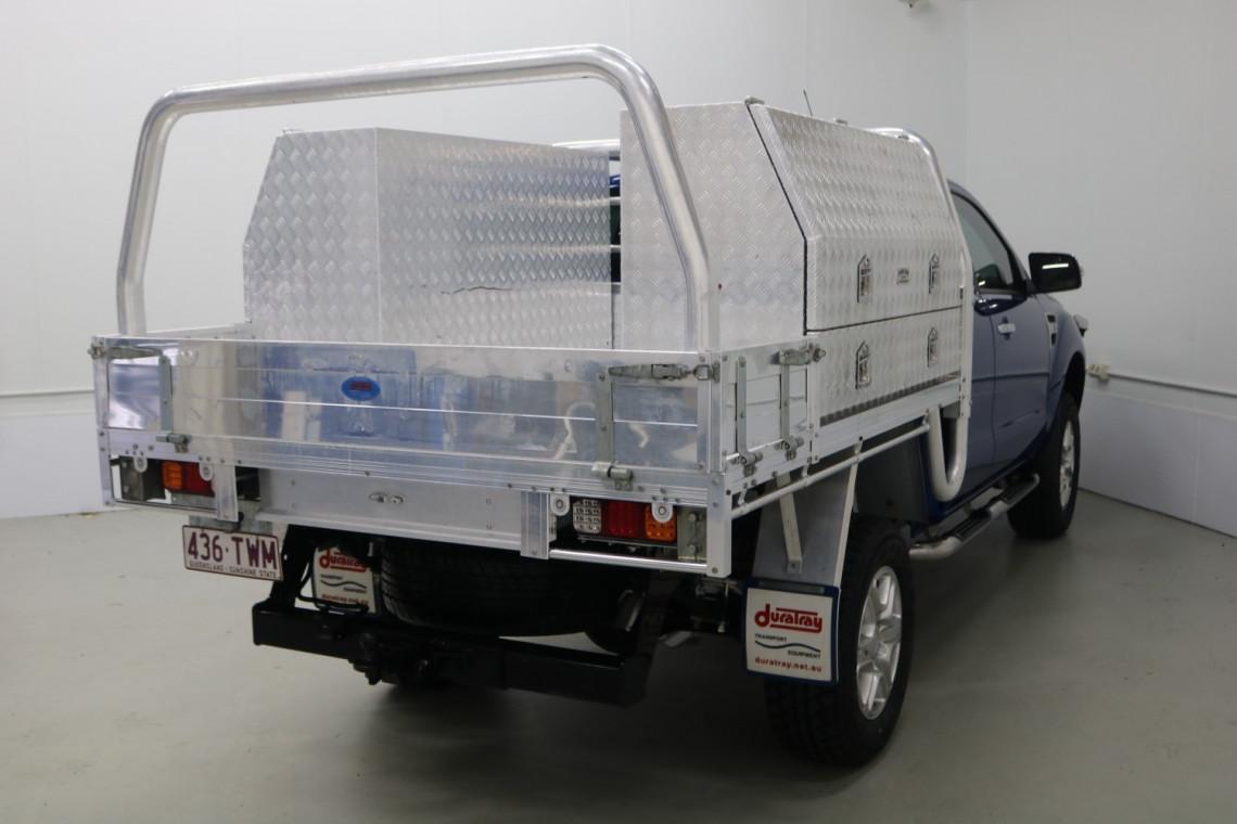 2014 Ford Ranger PX XLT Utility Image 8