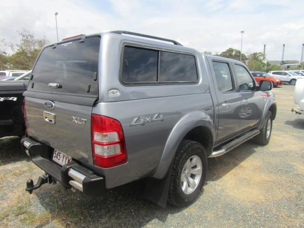 2007 Ford Ranger PJ XLT Utility