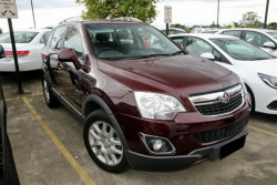 Holden Captiva 5 CG Series II MY