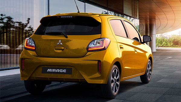 Mirage Outstanding Fuel Economy