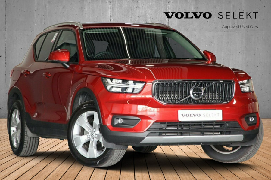 2019 MY20 Volvo XC40 536 MY20 T4 Momentum (FWD) Suv Image 1