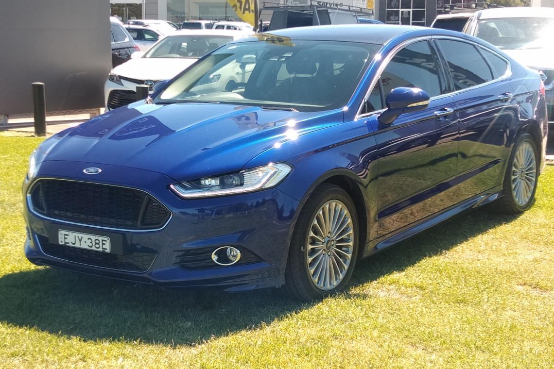 2016 Ford Mondeo MD TITANIUM Hatchback