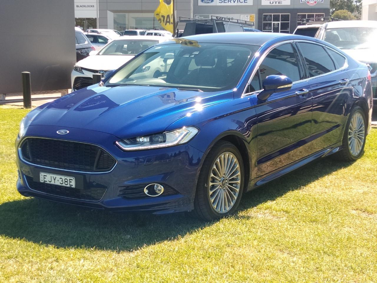 2016 Ford Mondeo MD TITANIUM Hatchback Image 1