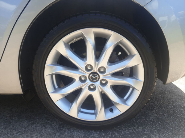 2016 Mazda 3 BM5438 SP25 Hatch
