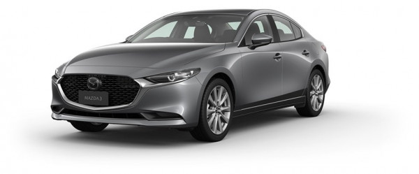 2020 Mazda 3 BP G25 Evolve Sedan Sedan Image 2