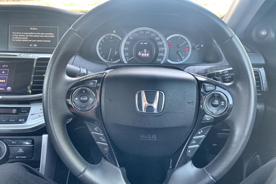 2014 Honda Accord 9th Gen MY14 V6L Sedan