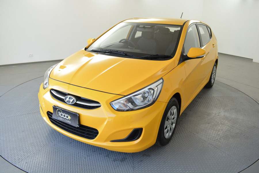 2015 Hyundai Accent RB2 MY15 Active Hatchback Image 1