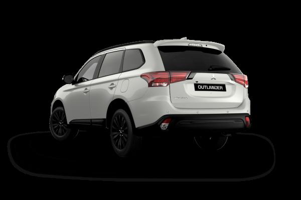 2021 Mitsubishi Outlander ZL Black Edition Suv Image 2
