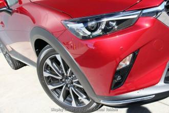2021 Mazda CX-3 DK sTouring Suv Image 2