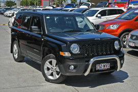 Jeep Patriot Sport CVT Auto Stick MK MY2011