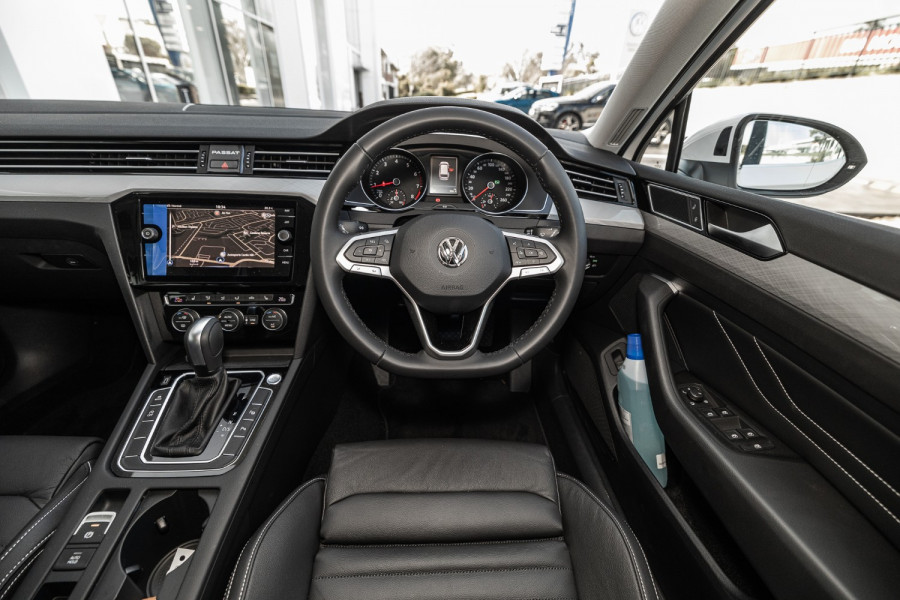 2020 Volkswagen Passat B8 140 TSI Business Wagon Image 8