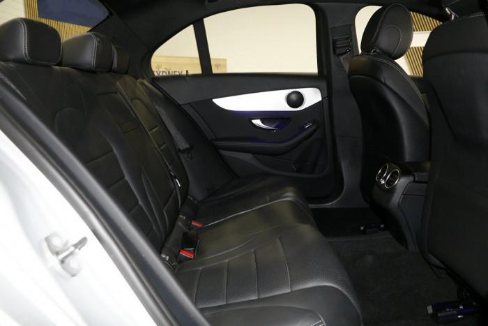 2020 MY50 Mercedes-Benz C-class W205 800+050MY C200 Sedan Image 14