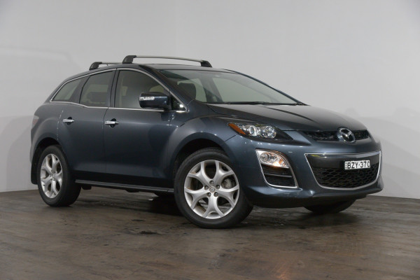 Mazda Cx-7 Luxury Sports (4x4) Mazda Cx-7 Luxury Sports (4x4) Auto