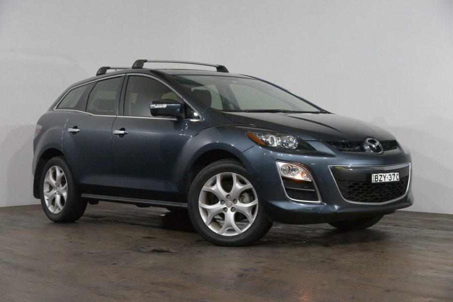 2011 Mazda Cx-7 Luxury Sports (4x4)