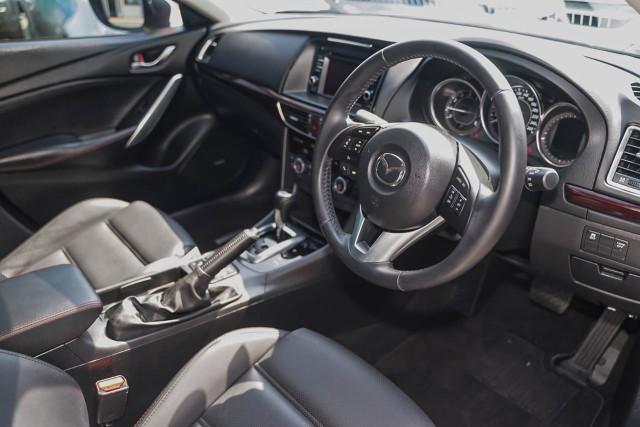 2014 Mazda 6 GJ MY14 Touring Sedan Image 4